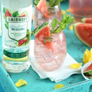Watermelon Mint Summer Splash