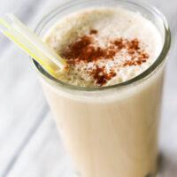 Pumpkin Spice Bubble Milk Tea