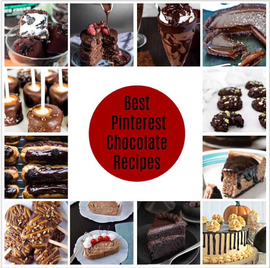 Best Chocolate Pinterest Recipes