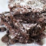 Cinnamon Brown Sugar Brownies