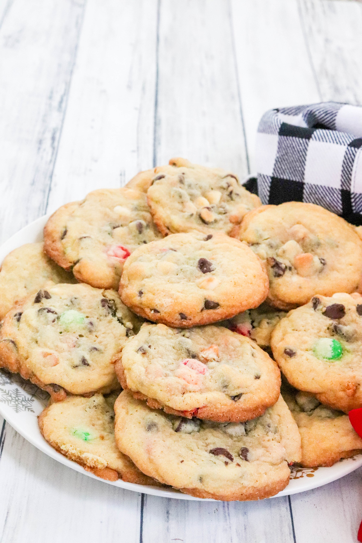 Chippity Chip Cookies