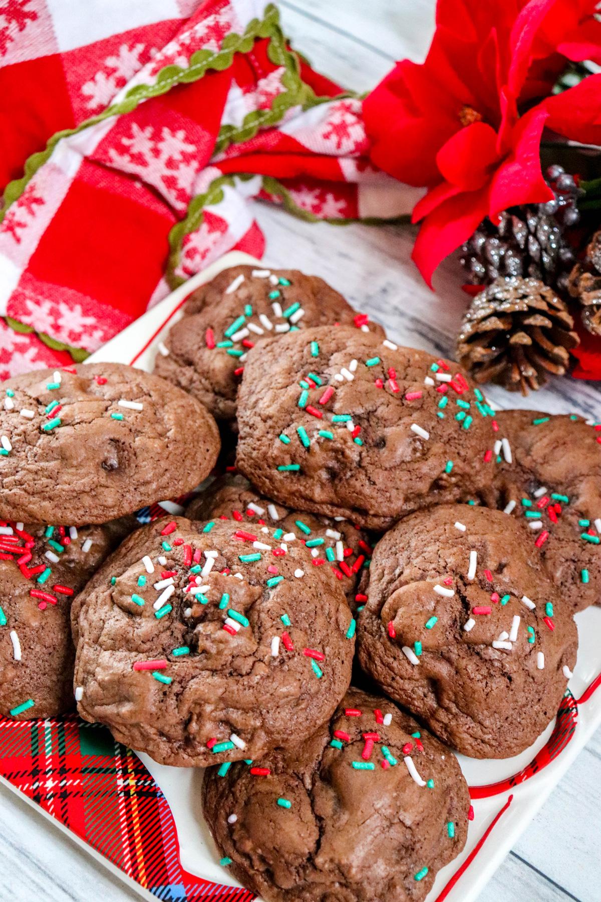 Kahlua Mudslide Cookies