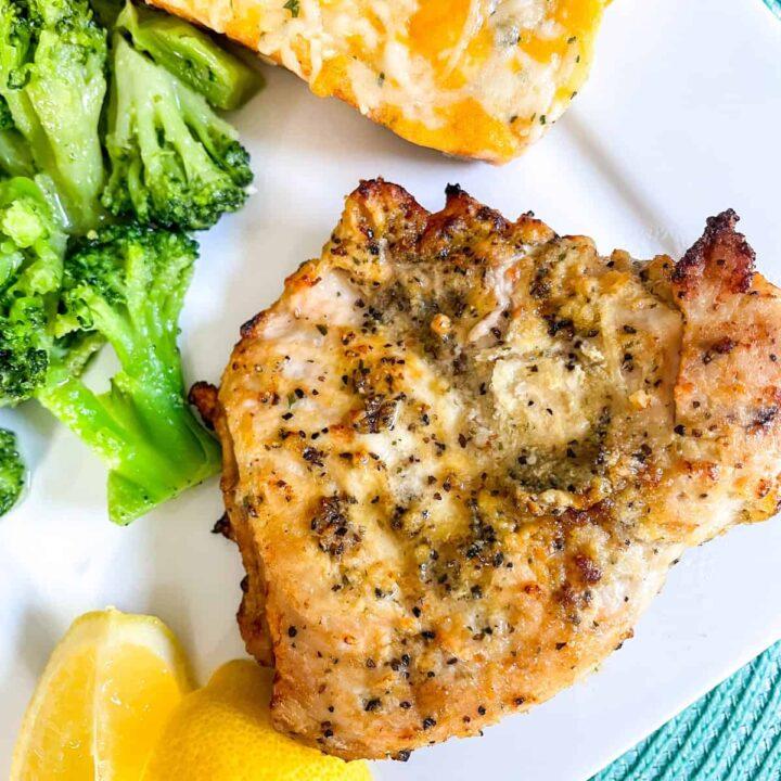 Air Fryer Lemon Pepper Chicken